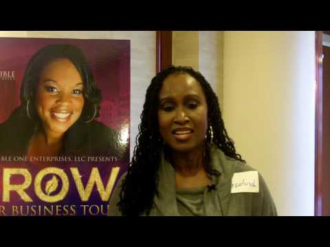 Grow Your Biz Tour Long Beach Testimonial Rosalind Green
