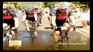 Dave Bellairs on shortened Cape Town Cycle Tour