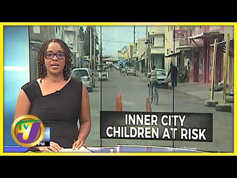 Inner City Children at Risk   TVJ News - Sept 8 2021