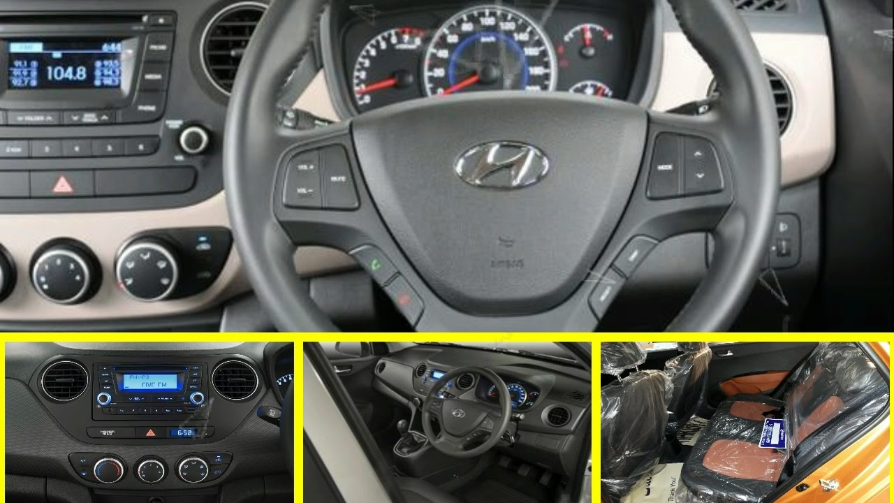 Hyundai Grand I10 Interior Best Compilations