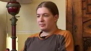 """Пётр Гланц и Инна Королёва в программе """"AutoFashion"""" (2011)"""
