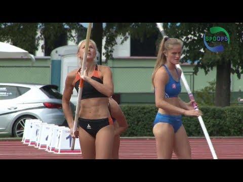 Pole Vault Women | Czech Republic Athletics 2018 | ᴴᴰ