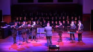 Bromsgrove Prep School - Years 6-8 Christmas Concert (Dec 2018): Flute Group
