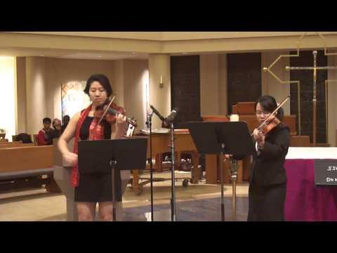 Minuet in G Minor - STJ Chamber Music Society