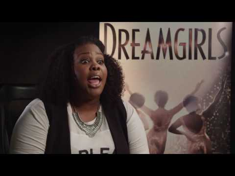 Dreamgirls - Interview with Amber Riley