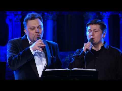 "Quorum sings a cappella ""Let it be"" by Beatles"