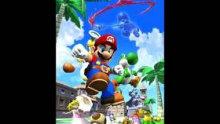 Super Mario Sunshine - The Book in the Bottle