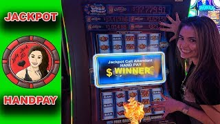 My FIRST Quick Hits Cash Wheel HANDPAY JACKPOT in Las Vegas