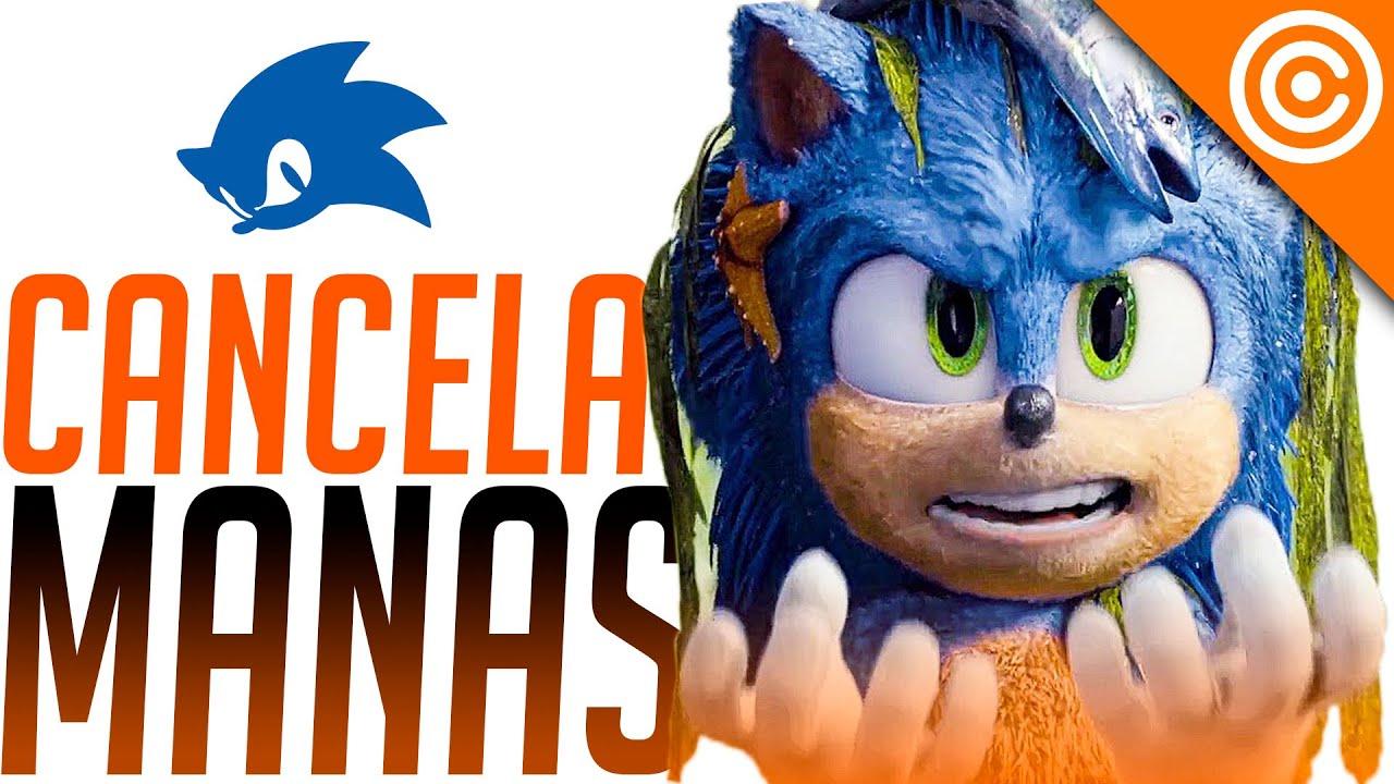 Download Sonic foi CANCELADO por IMBECIS