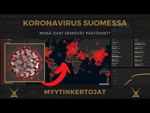 Koronavirus Suomessa - missä ovat järkevät päätökset?
