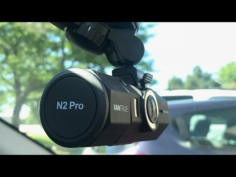Best Dual Dash Cam 2019, Vantrue N2 Pro Unboxing And First Look