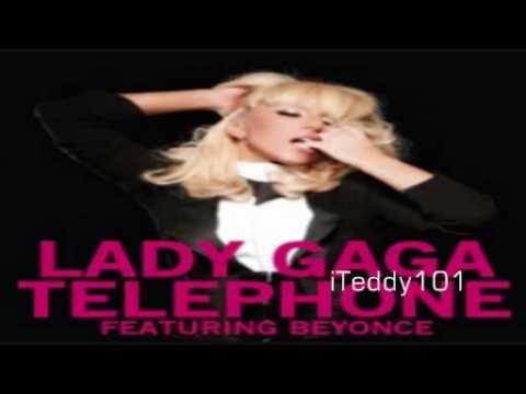 Lady Gaga (feat. Beyonce) - Telephone [MP3/Download Link] + Full Lyrics