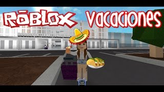 ROBLOX -I'M FROM VACATION - BLOXBURG