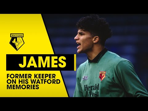 """""""I PLAYED THREE GAMES AND FELL IN LOVE WITH WATFORD"""" 