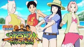 Naruto Storm Revolution - Pre-Order Summer Clothes DLC! (Porn-Version) [Deutsch/German]