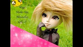 Download Video Mes Cadeaux D'anniv =3=! *Wigs, make up et nouvelles dolls?!* MP3 3GP MP4