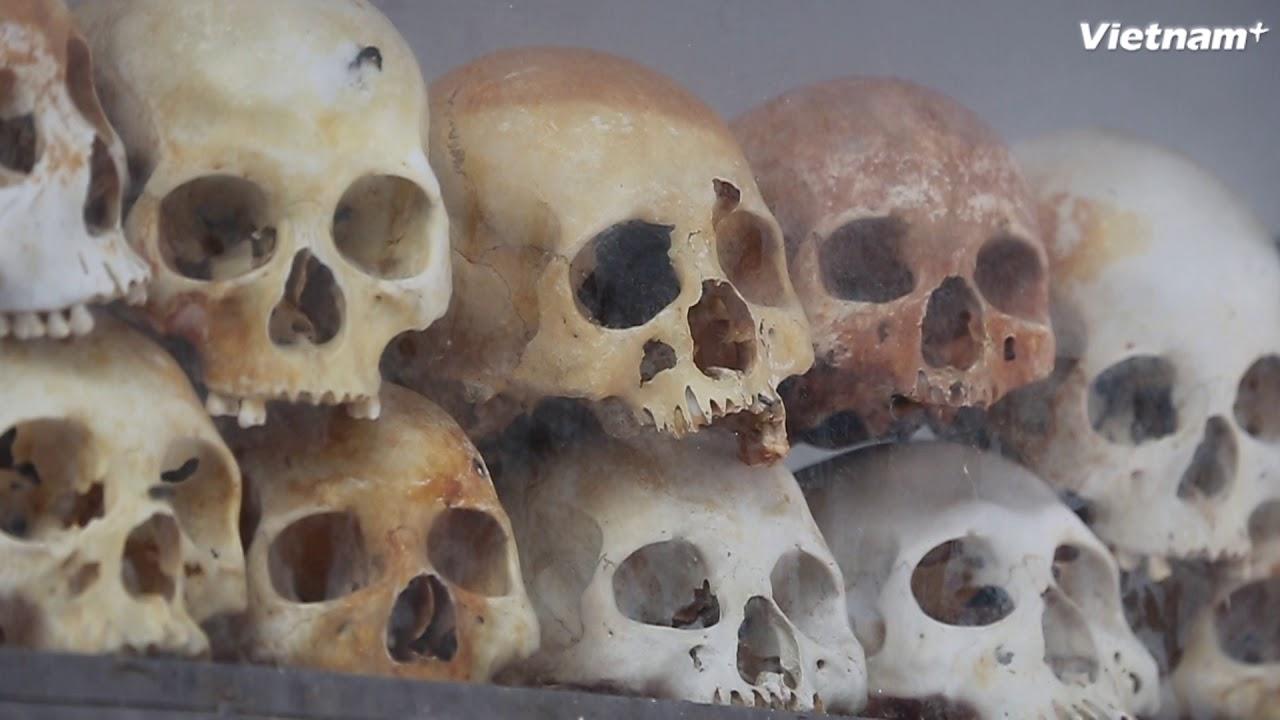 Nhà mồ Ba Chúc - dấu vết rợn người của thảm sát ở An Giang