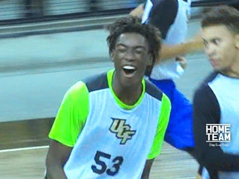 2018 Recruit Dunks On UCF Center, Receives Scholarship Offer After