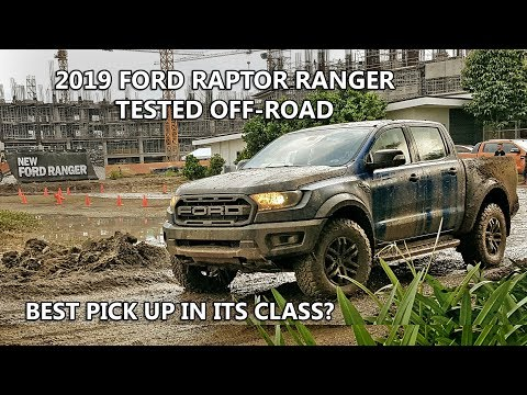 ford ranger raptor tested off-road/ in depth tour/ review (Philippines)