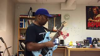 Prophets of rage Living on the 110 guitar cover