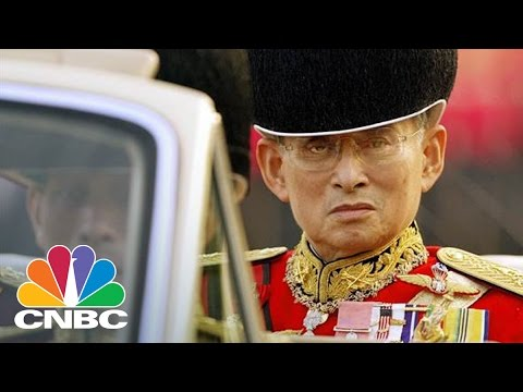 Martin Soong On Thailand's Political Risk | CNBC