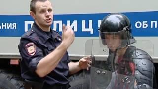 В детском лагере имени Горького - «Территория безопасности»