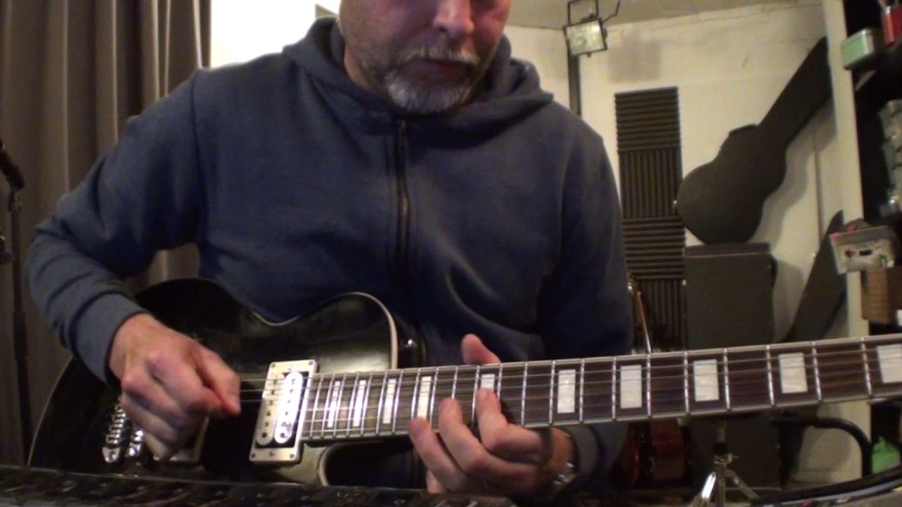 Ibanez Arc 100 W Gibson Sd Pickups In Context Youtube Rg350dx Wiring Diagram