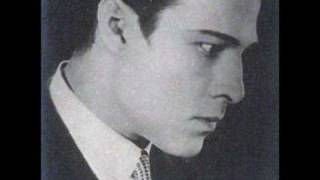 "TANGO A. Heller - ""Rodolfo Valentino"" - RUDOLPH VALENTINO SPECIAL -"
