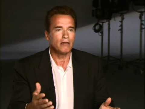 Arnold talks about steroid usage
