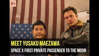 Meet billionaire Yusaku Maezawa, SpaceX's first paying passenger to the moon