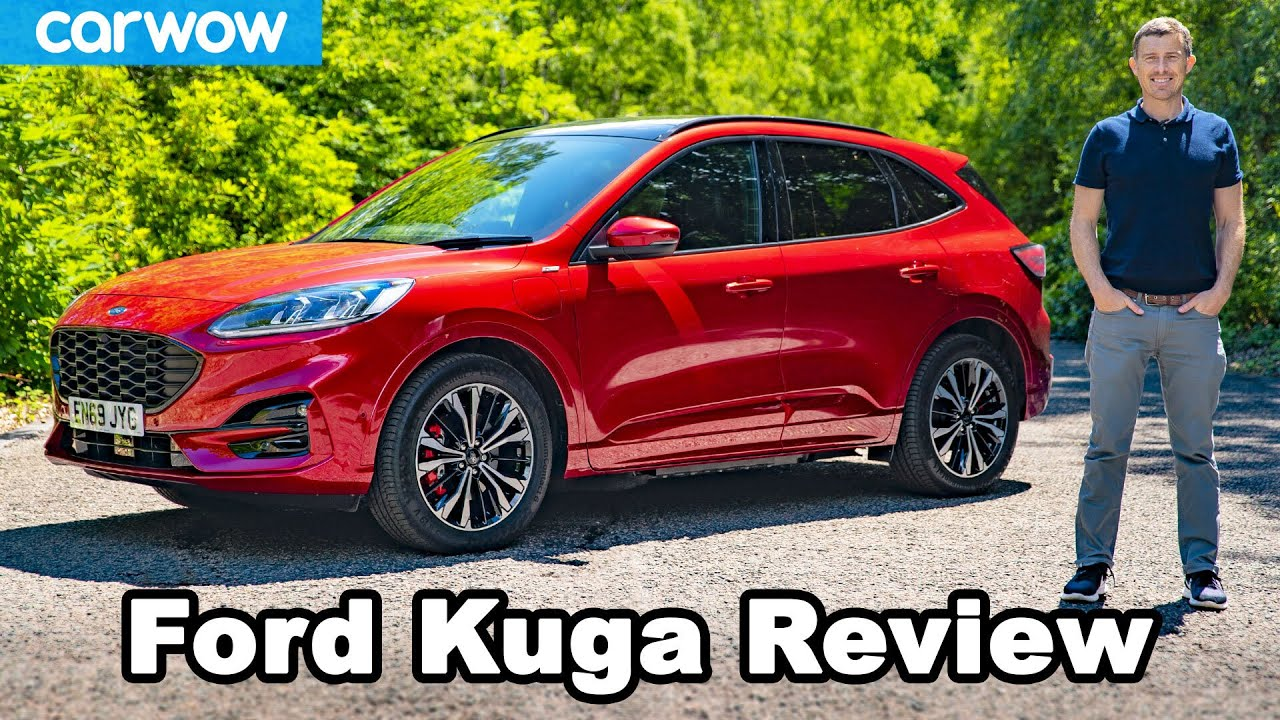 Download Ford Kuga 2021 review - the best Ford yet?