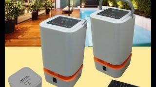 Wolverine Wireless Indoor-Outdoor 5.8GHz & Bluetooth Dual Band Surround Sound Twin Speakers