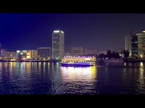Dubai Dhow Cruise | Dubai Creek | Vlog 4