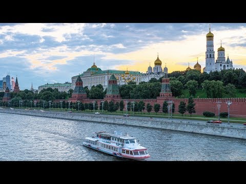 Moscow River Cruise Trip - Russia