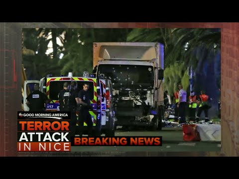 Nice Attack   2 Americans Killed, Death Toll Rises to 84