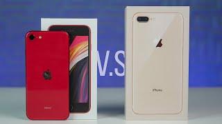 iPhone SE vs iPhone 8/8Plus - ¿Cuál Es Mejor Para Ti?