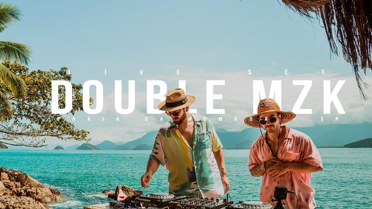 Download Double MZK Live Set @ Praia da Almada - SP