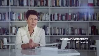 Čia Lietuva. Čia LRT | Nemira Pumprickaitė