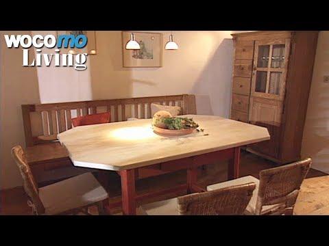 Landhausstil fürs Ess-und Wohnzimmer - Tapetenwechsel (BR) | Staffel 2 - Folge 2