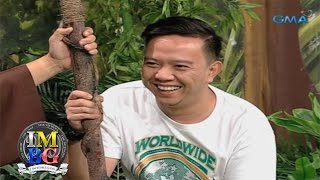 bubble gang bloopers welcome back james