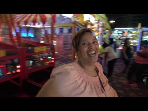 Panama City Beach And Quest For The Silver Quarter 2018 - 4K