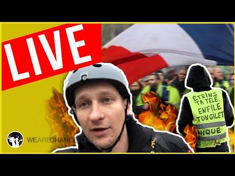 LIVE: Paris Major Proets Mark One Year Anniversary