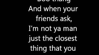 Verse Simmonds- Boo Thang Lyrics