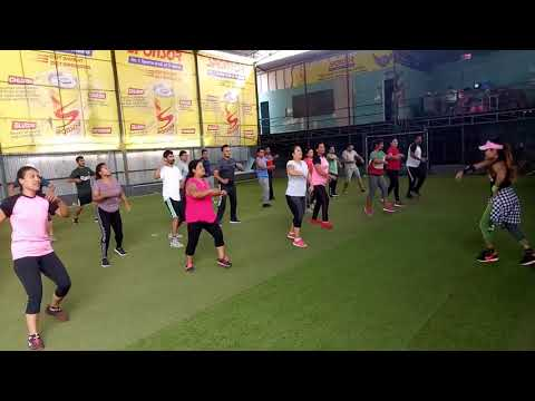 Madhyapur fitness rhymes Weight Loose  Cardio Zumba Exercise(2)