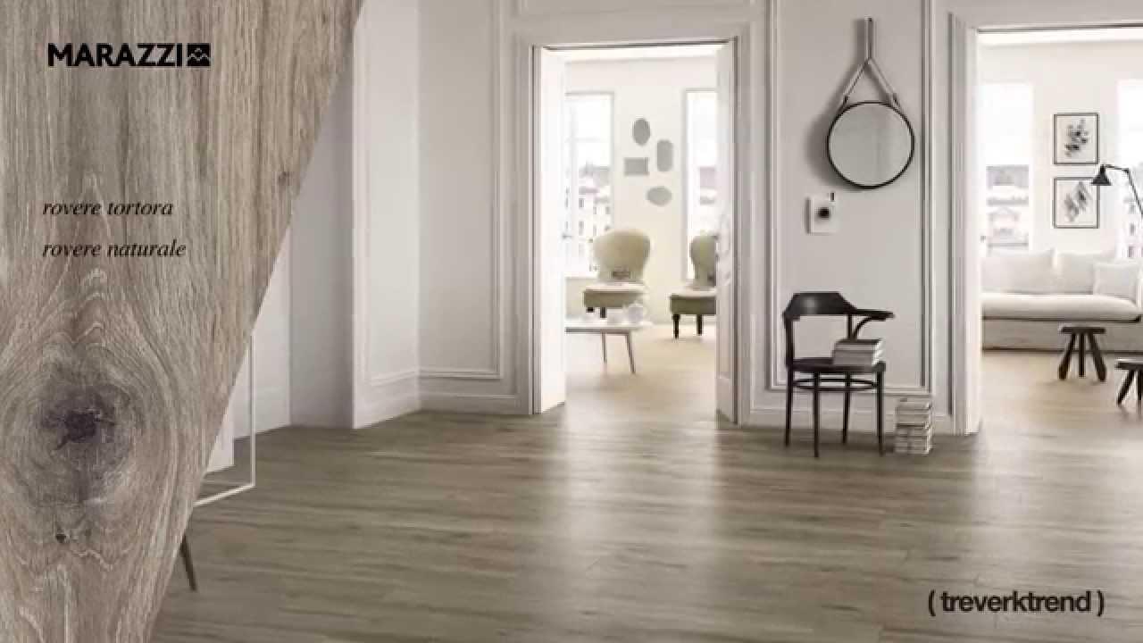 Treverktrend - Gres porcellanato effetto legno - YouTube