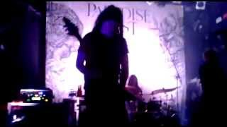 Paradise Lost - Intro,No Hope in Sight , Widow Live Madrid 2015