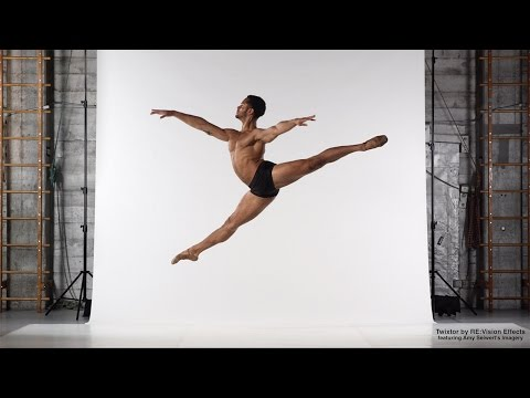 Twixtor slow motion ballet with Amy Seiwert's Imagery