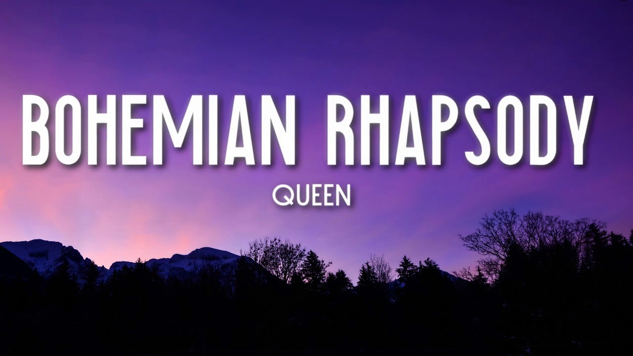 Download Bohemian Rhapsody - Queen (Lyrics) 🎵