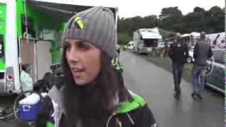 Gambar cover Stacey Kelly of AN Post CRC at Tour of Britain 2013