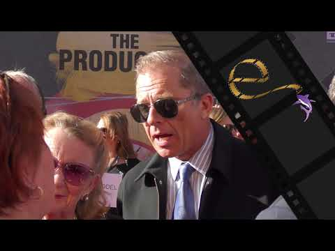 2018 TCM Classic Film Festival  Carpet Chat with JULIET MILLS & MAXWELL CAULFIELD